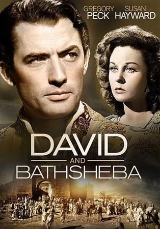 DAVID Y BETSABÉ-con Gregori Peck y Susan Hayward