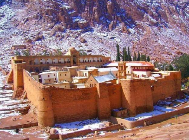Los 400 maravillosos años en tierra egipcia