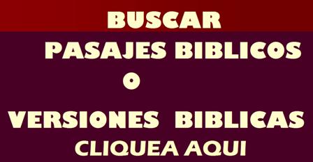 Buscador Biblico