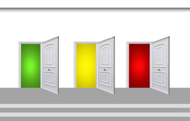 Como elegir la puerta correcta