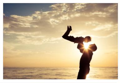 Descanzando en el Padre